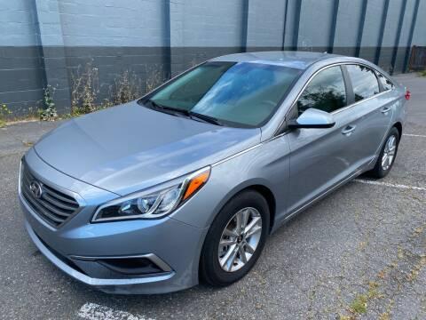 2016 Hyundai Sonata for sale at APX Auto Brokers in Lynnwood WA