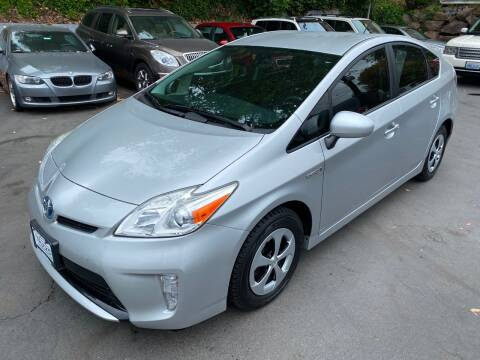 2012 Toyota Prius for sale at APX Auto Brokers in Lynnwood WA