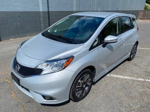 2016 Nissan Versa Note for sale at APX Auto Brokers in Lynnwood WA