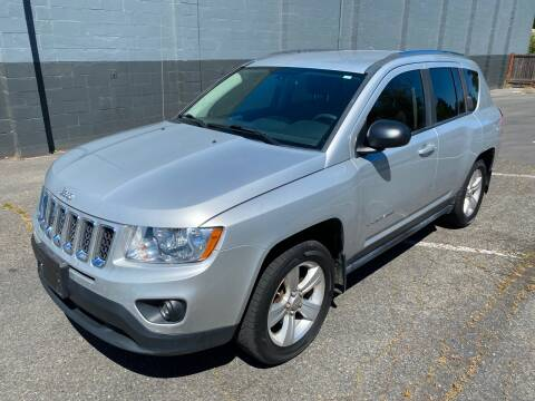 2012 Jeep Compass for sale at APX Auto Brokers in Lynnwood WA