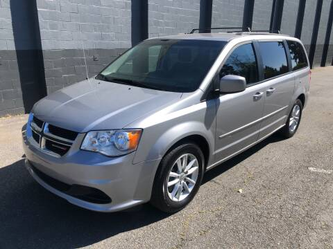 2016 Dodge Grand Caravan for sale at APX Auto Brokers in Lynnwood WA