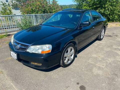 2002 Acura TL for sale at APX Auto Brokers in Lynnwood WA