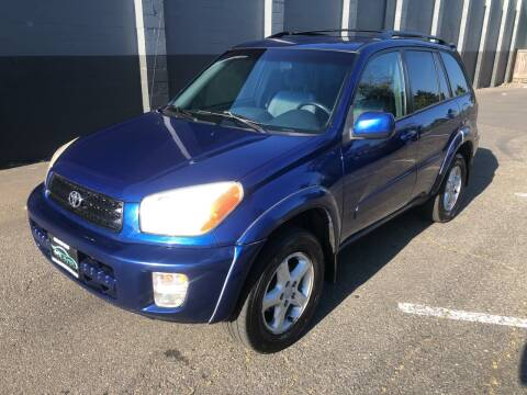 2002 Toyota RAV4 for sale at APX Auto Brokers in Lynnwood WA