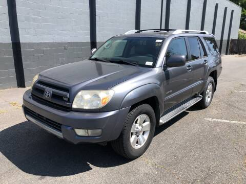 2003 Toyota 4Runner for sale at APX Auto Brokers in Lynnwood WA