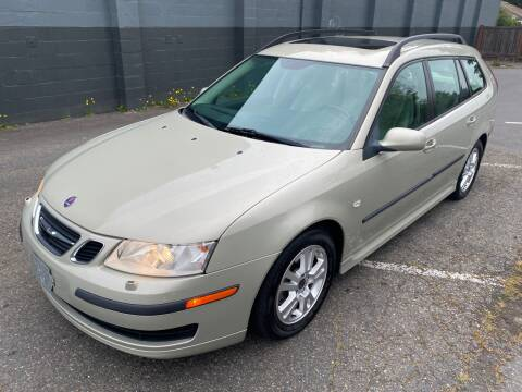 2007 Saab 9-3 for sale at APX Auto Brokers in Lynnwood WA