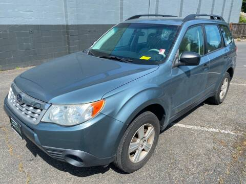 2011 Subaru Forester for sale at APX Auto Brokers in Lynnwood WA