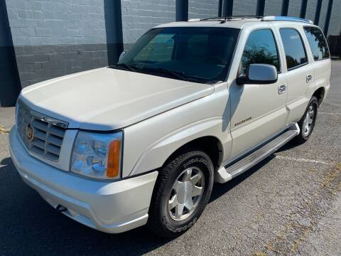 2002 Cadillac Escalade for sale at APX Auto Brokers in Lynnwood WA