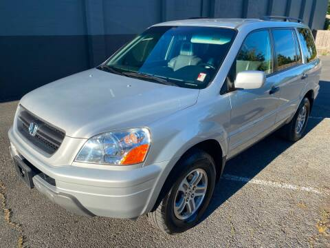 2003 Honda Pilot for sale at APX Auto Brokers in Lynnwood WA