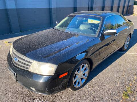 2003 Infiniti M45 for sale at APX Auto Brokers in Lynnwood WA