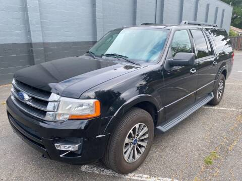 2015 Ford Expedition EL for sale at APX Auto Brokers in Lynnwood WA