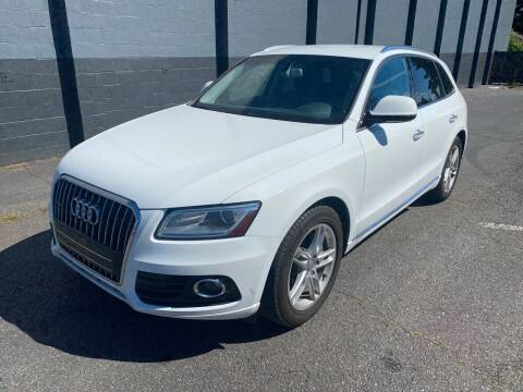 2015 Audi Q5 for sale at APX Auto Brokers in Lynnwood WA