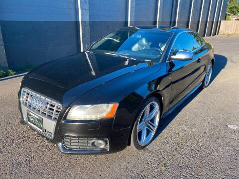 2011 Audi S5 for sale at APX Auto Brokers in Lynnwood WA