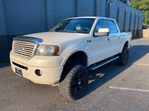 2008 Ford F-150 for sale at APX Auto Brokers in Lynnwood WA
