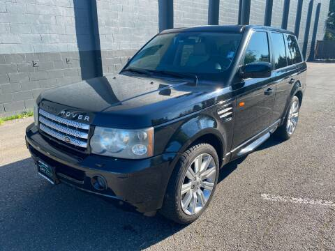 2007 Land Rover Range Rover Sport for sale at APX Auto Brokers in Lynnwood WA