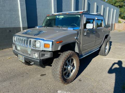 2005 HUMMER H2 SUT for sale at APX Auto Brokers in Lynnwood WA