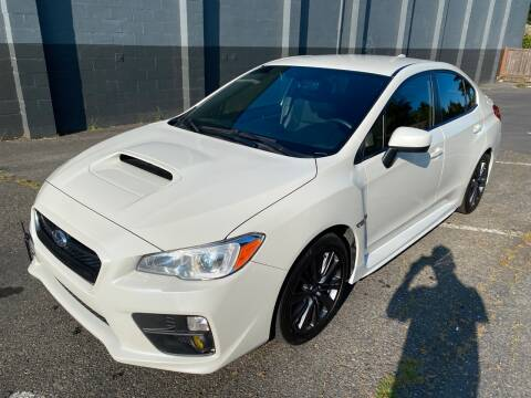 2017 Subaru WRX for sale at APX Auto Brokers in Lynnwood WA