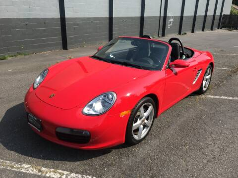 2008 Porsche Boxster for sale at APX Auto Brokers in Lynnwood WA