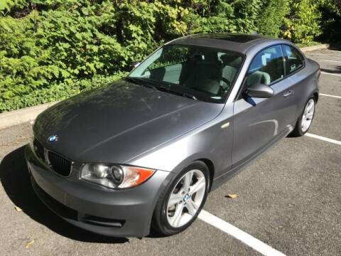 2009 BMW 1 Series for sale at APX Auto Brokers in Lynnwood WA