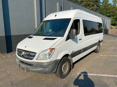 2013 Mercedes-Benz Sprinter Passenger for sale at APX Auto Brokers in Lynnwood WA