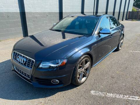 2012 Audi S4 for sale at APX Auto Brokers in Lynnwood WA