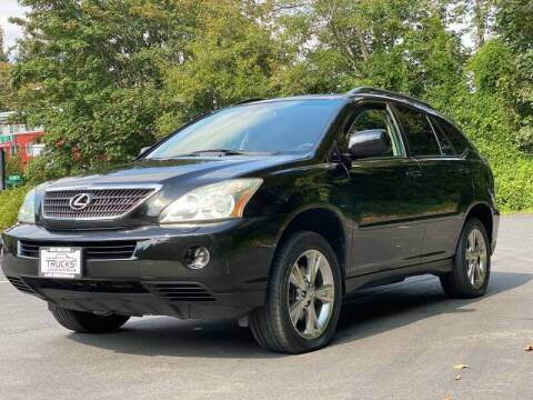 2006 Lexus RX 400h for sale at APX Auto Brokers in Lynnwood WA