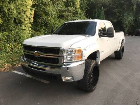 2010 Chevrolet Silverado 2500HD for sale at APX Auto Brokers in Lynnwood WA