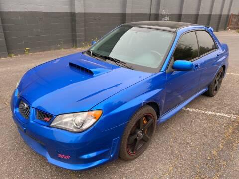 2006 Subaru Impreza for sale at APX Auto Brokers in Lynnwood WA