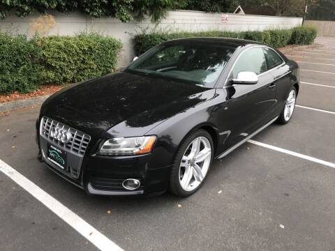 2009 Audi S5 for sale at APX Auto Brokers in Lynnwood WA