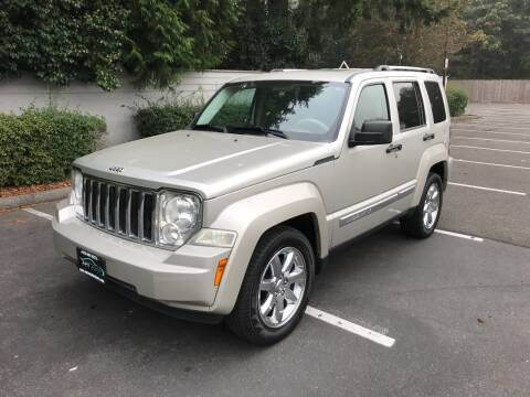 2008 Jeep Liberty for sale at APX Auto Brokers in Lynnwood WA