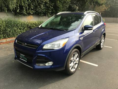 2016 Ford Escape for sale at APX Auto Brokers in Lynnwood WA
