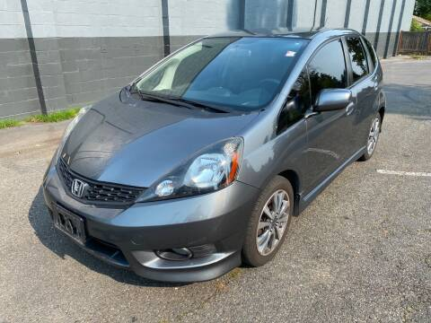 2013 Honda Fit for sale at APX Auto Brokers in Lynnwood WA