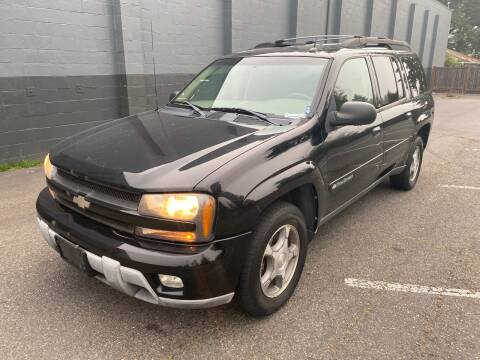 2004 Chevrolet TrailBlazer EXT for sale at APX Auto Brokers in Lynnwood WA
