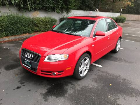2006 Audi A4 for sale at APX Auto Brokers in Lynnwood WA