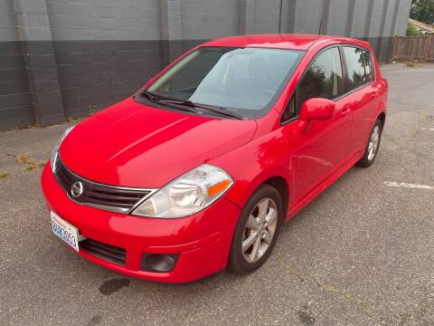 2010 Nissan Versa for sale at APX Auto Brokers in Lynnwood WA
