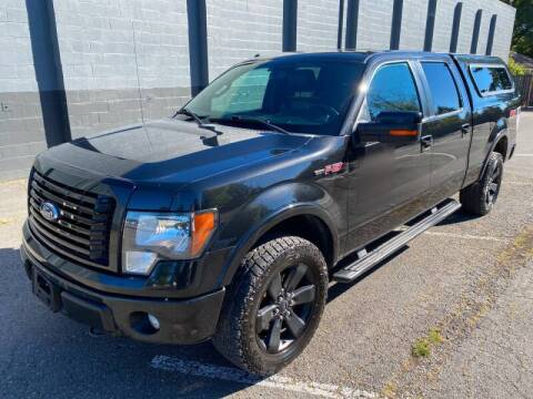 2012 Ford F-150 for sale at APX Auto Brokers in Lynnwood WA