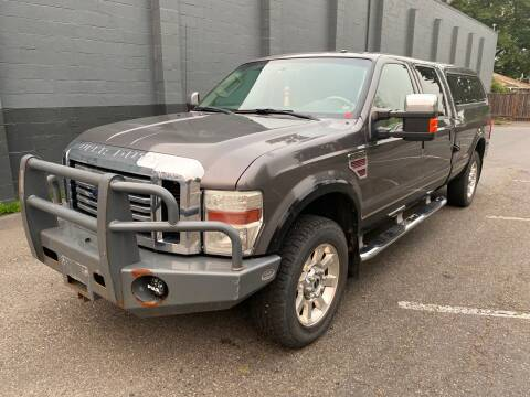 2008 Ford F-250 Super Duty for sale at APX Auto Brokers in Lynnwood WA