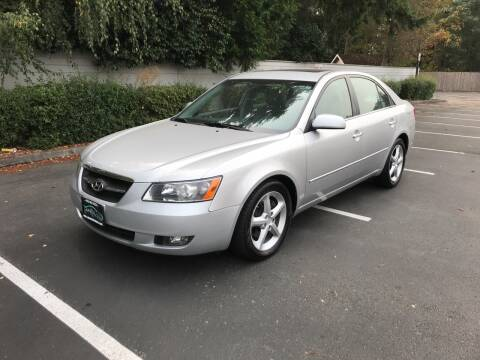 2007 Hyundai Sonata for sale at APX Auto Brokers in Lynnwood WA