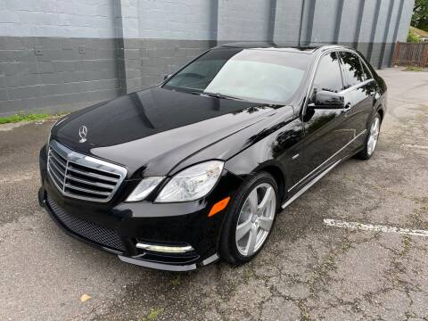 2012 Mercedes-Benz E-Class for sale at APX Auto Brokers in Lynnwood WA