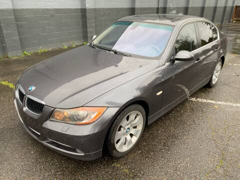 2008 BMW 3 Series for sale at APX Auto Brokers in Lynnwood WA