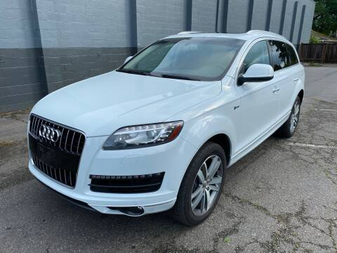 2015 Audi Q7 for sale at APX Auto Brokers in Lynnwood WA