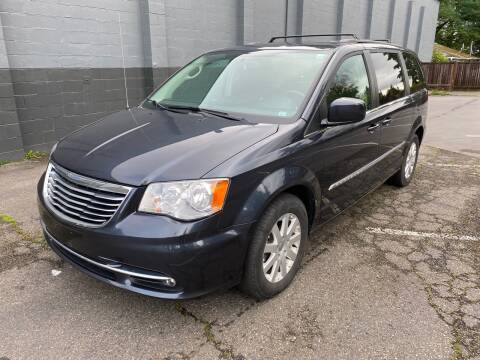 2014 Chrysler Town and Country for sale at APX Auto Brokers in Lynnwood WA