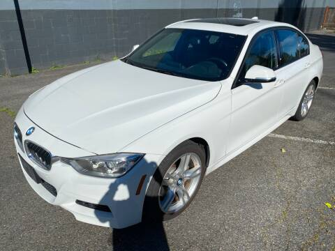 2014 BMW 3 Series for sale at APX Auto Brokers in Lynnwood WA