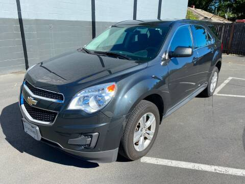 2014 Chevrolet Equinox for sale at APX Auto Brokers in Lynnwood WA