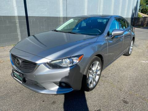 2014 Mazda MAZDA6 for sale at APX Auto Brokers in Lynnwood WA