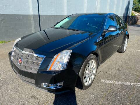2008 Cadillac CTS for sale at APX Auto Brokers in Lynnwood WA