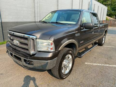 2007 Ford F-250 Super Duty for sale at APX Auto Brokers in Lynnwood WA