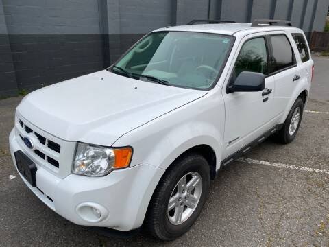 2010 Ford Escape Hybrid for sale at APX Auto Brokers in Lynnwood WA