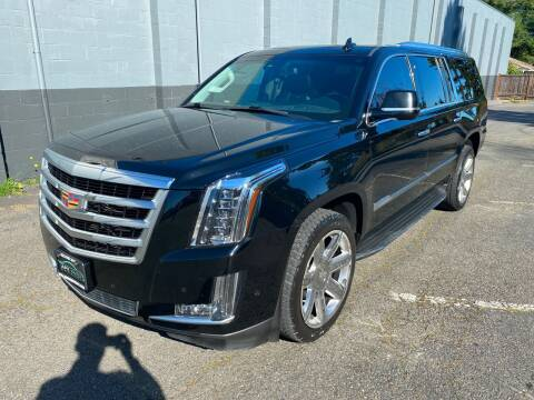 2017 Cadillac Escalade ESV for sale at APX Auto Brokers in Lynnwood WA