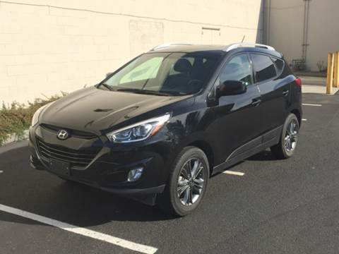 2015 Hyundai Tucson for sale at APX Auto Brokers in Lynnwood WA