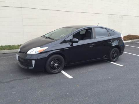 2013 Toyota Prius for sale at APX Auto Brokers in Lynnwood WA